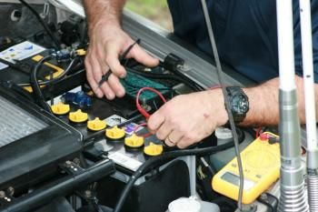 Auto Electrical Work